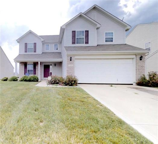 5014 Greenside Drive, Lawrence, IN 46235 (MLS #21575984) :: Mike Price Realty Team - RE/MAX Centerstone