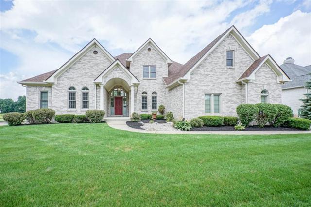 11380 Hawthorn Ridge, Fishers, IN 46037 (MLS #21575995) :: Heard Real Estate Team