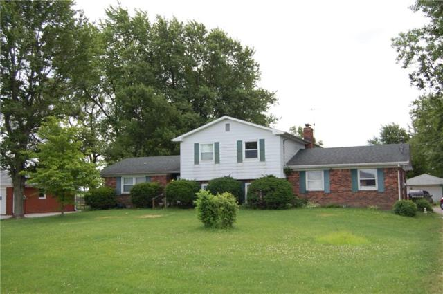 1047 Us Hwy 136, Pittsboro, IN 46167 (MLS #21575998) :: Heard Real Estate Team | eXp Realty, LLC