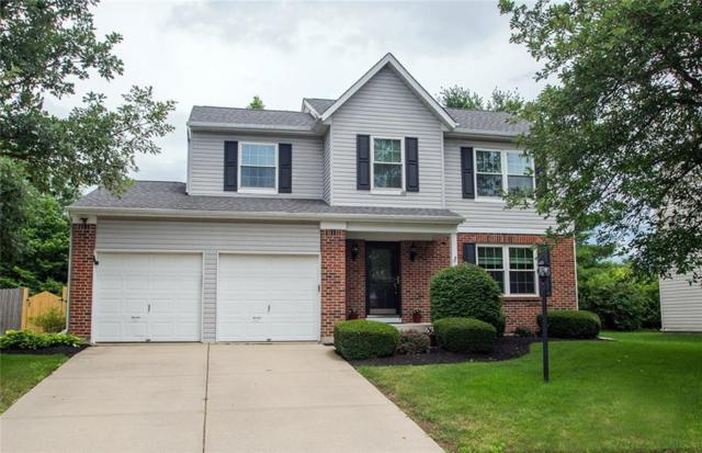 13981 Wakefield Place, Fishers, IN 46038 (MLS #21576025) :: Heard Real Estate Team