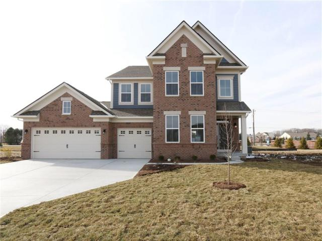 5499 Forest Glen Drive, Brownsburg, IN 46112 (MLS #21576080) :: Heard Real Estate Team