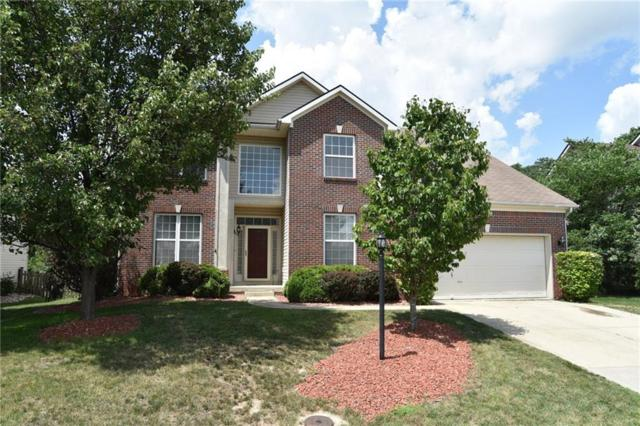 12370 Geist Cove Drive, Indianapolis, IN 46236 (MLS #21576083) :: Heard Real Estate Team