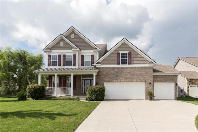 6094 Eagles Nest Boulevard, Zionsville, IN 46077 (MLS #21576233) :: Heard Real Estate Team