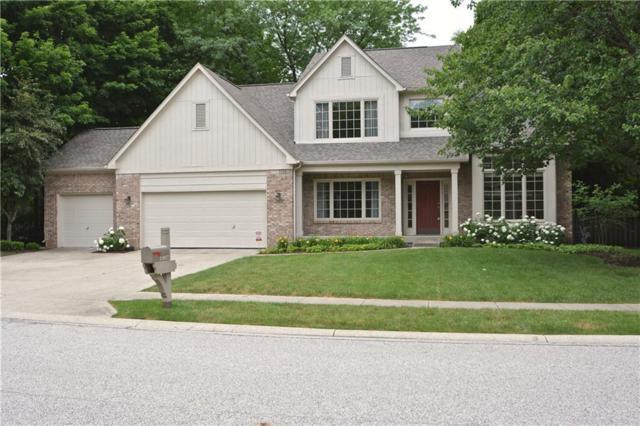 13017 Fleetwood Drive N, Carmel, IN 46032 (MLS #21576261) :: Heard Real Estate Team