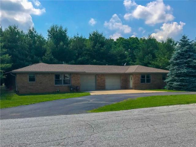 8589 S Spiceland Road, Spiceland, IN 47385 (MLS #21576377) :: The ORR Home Selling Team