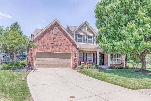 11002 Loyola Court, Fishers, IN 46038 (MLS #21576379) :: The ORR Home Selling Team