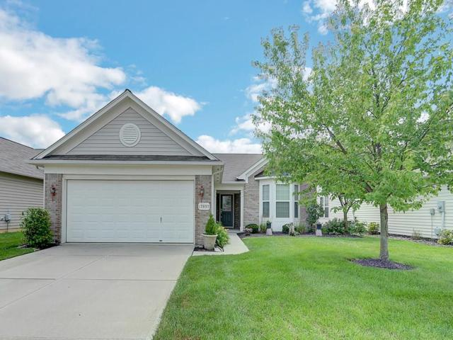12897 Oxbridge Place, Fishers, IN 46037 (MLS #21576448) :: The Evelo Team