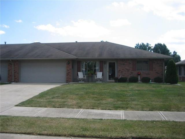 205 Wakefield Drive, Anderson, IN 46013 (MLS #21576462) :: The ORR Home Selling Team