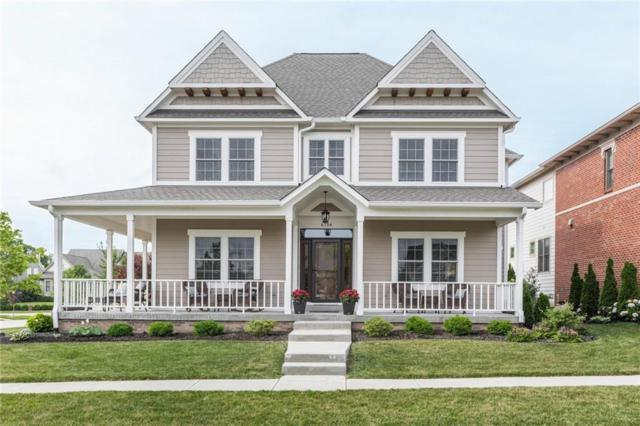 6754 Chapel Crossing, Zionsville, IN 46077 (MLS #21576842) :: The ORR Home Selling Team