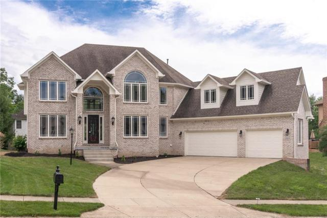 11609 Woods Bay Lane, Indianapolis, IN 46236 (MLS #21576852) :: Mike Price Realty Team - RE/MAX Centerstone