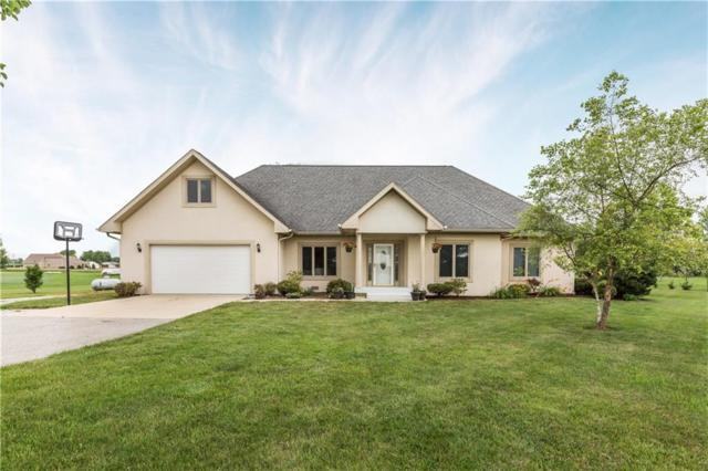 10142 N County Road 471 E, Pittsboro, IN 46167 (MLS #21577000) :: Heard Real Estate Team | eXp Realty, LLC
