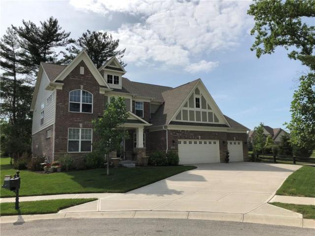 15048 Karsten Circle, Carmel, IN 46033 (MLS #21577053) :: Mike Price Realty Team - RE/MAX Centerstone