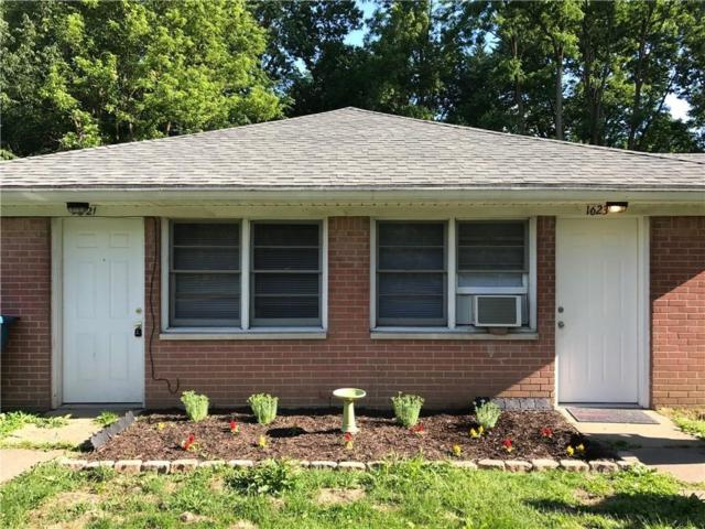 1621 W 58th Street, Indianapolis, IN 46228 (MLS #21577076) :: Mike Price Realty Team - RE/MAX Centerstone