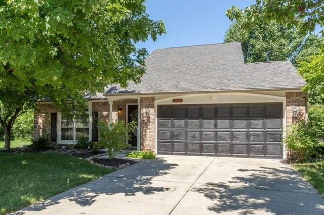 6677 Wimbledon Drive, Zionsville, IN 46077 (MLS #21577250) :: Mike Price Realty Team - RE/MAX Centerstone