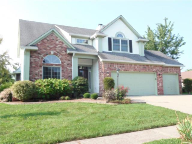 6157 Oakbay Court, Indianapolis, IN 46237 (MLS #21577295) :: HergGroup Indianapolis