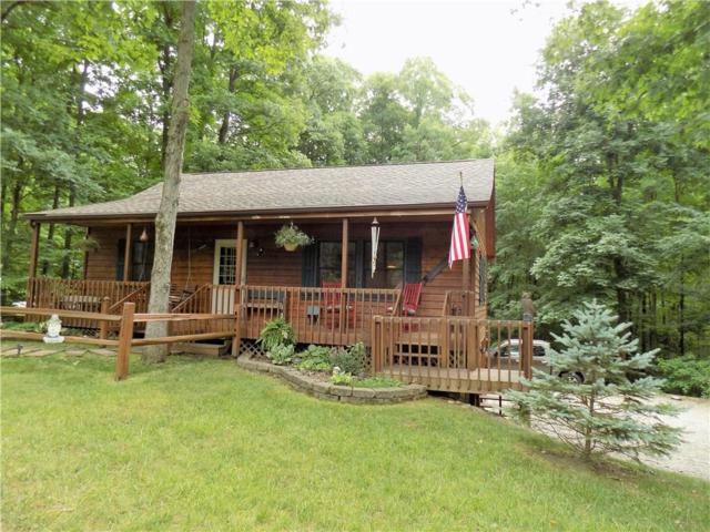 8335 Sweetwater Drive, Nineveh, IN 46164 (MLS #21577410) :: The ORR Home Selling Team
