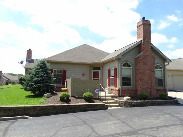 851 Gazebo Way, Greenwood, IN 46142 (MLS #21577418) :: The ORR Home Selling Team