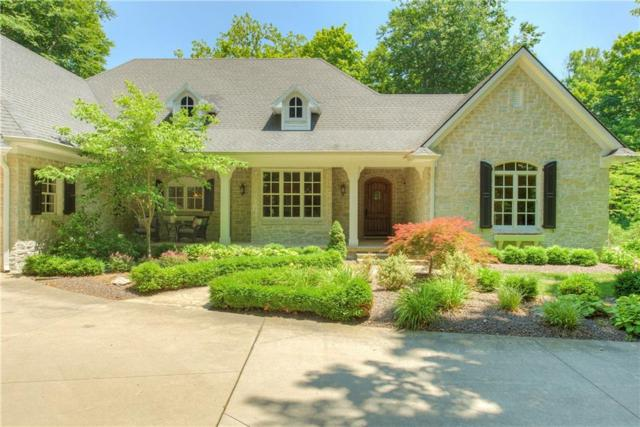 4825 Cottonwood Drive, Zionsville, IN 46077 (MLS #21577436) :: The ORR Home Selling Team