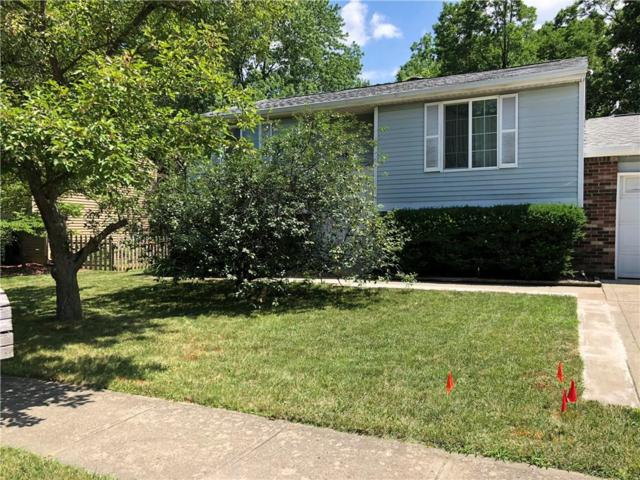 1313 E Gumwood Drive E, Indianapolis, IN 46234 (MLS #21577507) :: Mike Price Realty Team - RE/MAX Centerstone