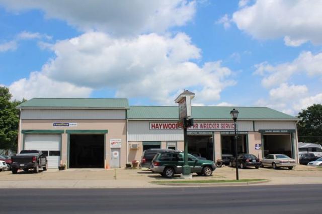 201 S Main Street, Cloverdale, IN 46120 (MLS #21577550) :: The Evelo Team