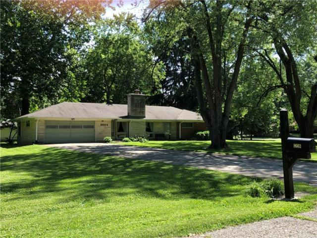 8663 Cholla Road, Indianapolis, IN 46240 (MLS #21577584) :: Mike Price Realty Team - RE/MAX Centerstone