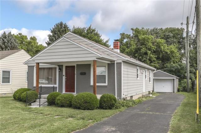 2310 E 56th Street, Indianapolis, IN 46220 (MLS #21577669) :: The Evelo Team