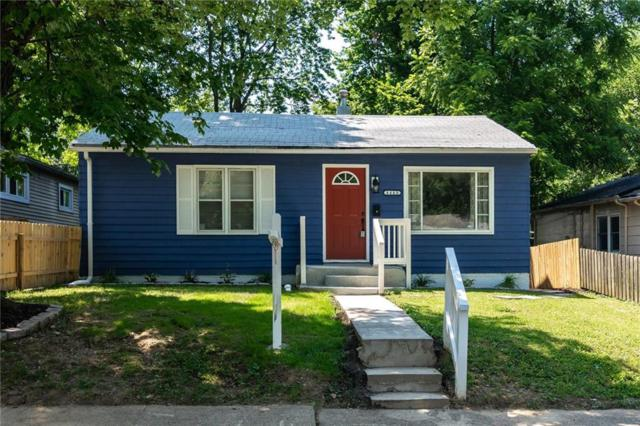 4440 Evanston Avenue, Indianapolis, IN 46205 (MLS #21577687) :: Indy Plus Realty Group- Keller Williams