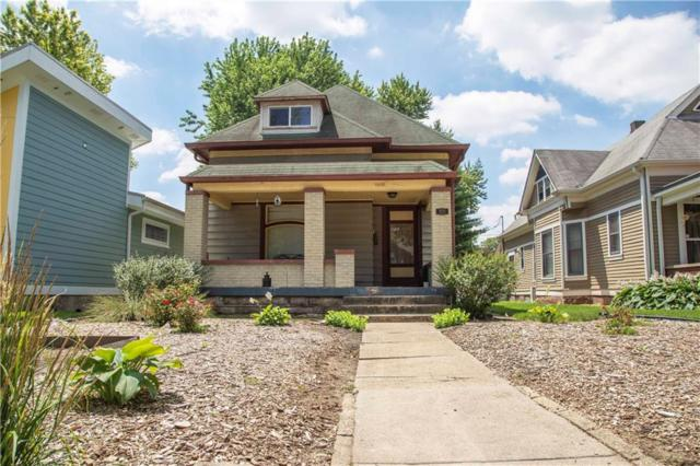 1131 Lexington Avenue, Indianapolis, IN 46203 (MLS #21577749) :: The ORR Home Selling Team
