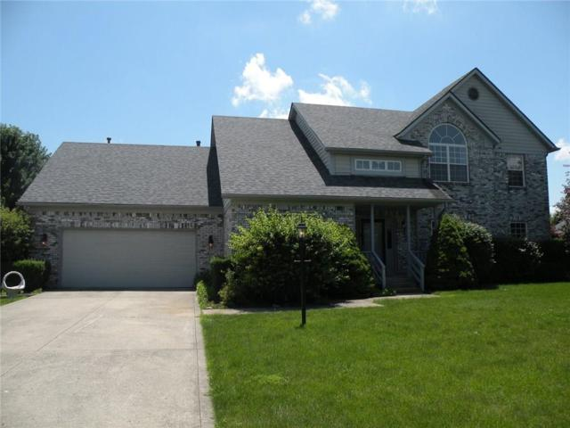 7671 Fieldstone Court, Greenfield, IN 46140 (MLS #21577841) :: Mike Price Realty Team - RE/MAX Centerstone