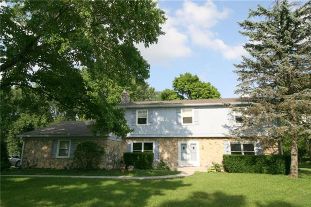 9083 Dewberry Court, Indianapolis, IN 46260 (MLS #21577879) :: Mike Price Realty Team - RE/MAX Centerstone