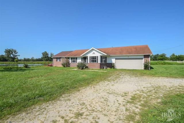 14041 N County Road 800 E, Albany, IN 47320 (MLS #21577954) :: The ORR Home Selling Team