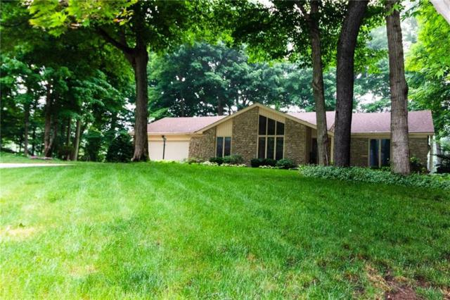 7060 W Sacramento Drive, Greenfield, IN 46140 (MLS #21577990) :: The ORR Home Selling Team