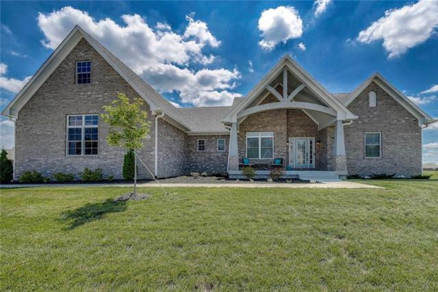 4945 Fennel Drive, Pittsboro, IN 46167 (MLS #21577992) :: Heard Real Estate Team | eXp Realty, LLC