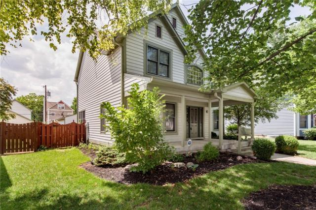 2542 N New Jersey Street, Indianapolis, IN 46205 (MLS #21578100) :: The ORR Home Selling Team