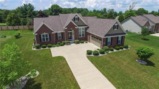 2526 Colinbrook Parkway, Greenwood, IN 46143 (MLS #21578278) :: The ORR Home Selling Team