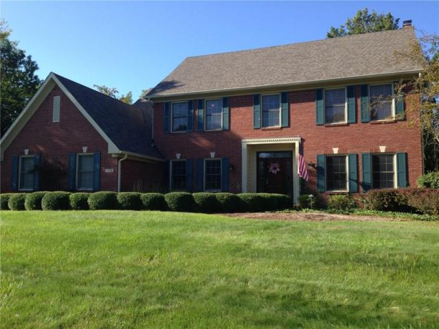 9012 Nautical Watch Drive, Indianapolis, IN 46236 (MLS #21578316) :: Heard Real Estate Team
