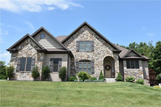 1694 Deer Creek Way, Columbus, IN 47201 (MLS #21578386) :: Indy Plus Realty Group- Keller Williams