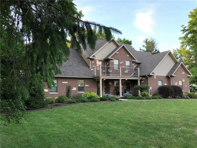8520 W River Road, Yorktown, IN 47396 (MLS #21578414) :: The ORR Home Selling Team