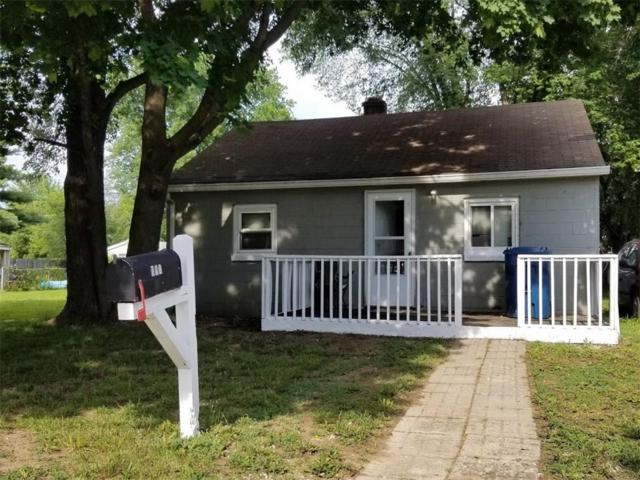 719 Manhattan Avenue, Indianapolis, IN 46241 (MLS #21578523) :: Mike Price Realty Team - RE/MAX Centerstone