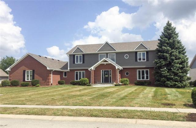 12169 Teal Lane, Carmel, IN 46032 (MLS #21578574) :: Mike Price Realty Team - RE/MAX Centerstone