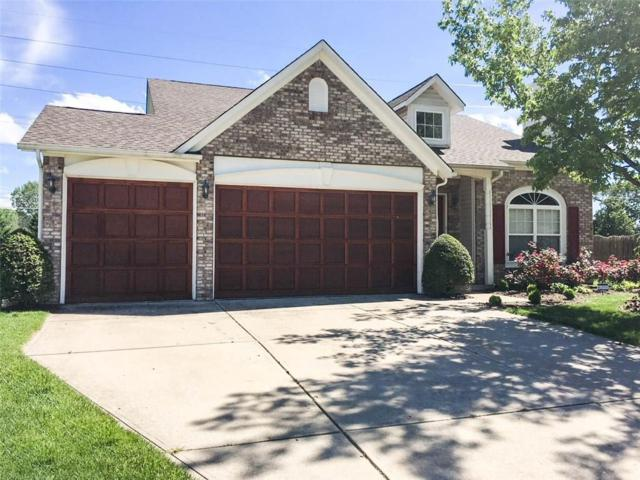 10616 Adam Court, Fishers, IN 46037 (MLS #21578611) :: The ORR Home Selling Team