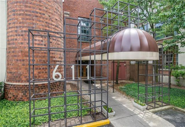 611 N Park Avenue #304, Indianapolis, IN 46204 (MLS #21578646) :: Indy Scene Real Estate Team