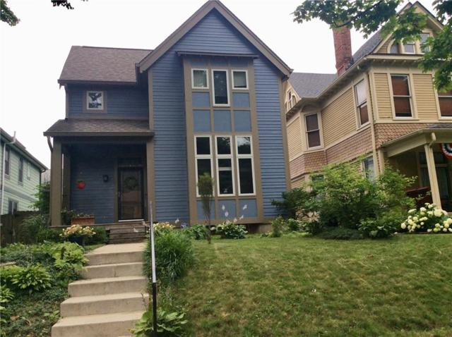 2008 N New Jersey Street, Indianapolis, IN 46202 (MLS #21578727) :: Indy Plus Realty Group- Keller Williams