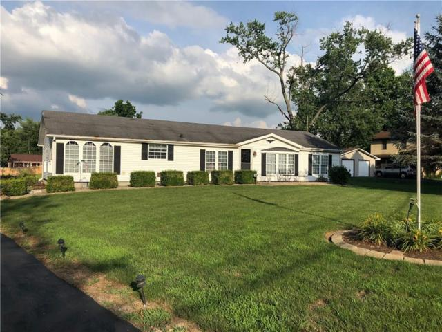 2800 S Broadway Street, Yorktown, IN 47396 (MLS #21578743) :: The ORR Home Selling Team