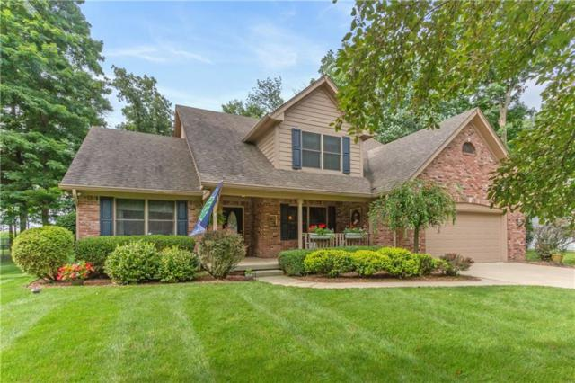 2655 E Beechwood Trail, Morristown, IN 46161 (MLS #21578761) :: Indy Plus Realty Group- Keller Williams