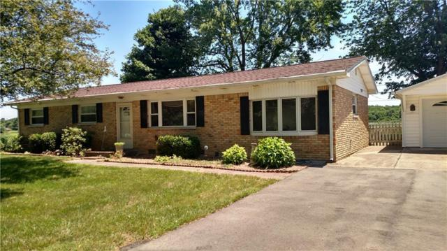 13521 W Main Street, Daleville, IN 47334 (MLS #21578815) :: The ORR Home Selling Team
