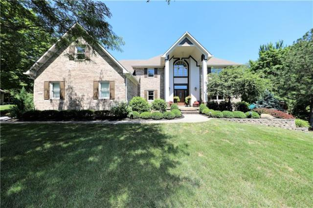 11954 Challenge Court, Indianapolis, IN 46236 (MLS #21578829) :: Indy Plus Realty Group- Keller Williams