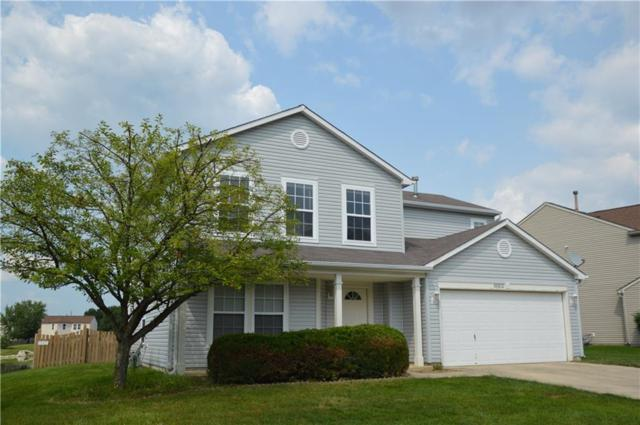 10312 Cotton Blossom Drive, Fishers, IN 46038 (MLS #21578878) :: The Evelo Team