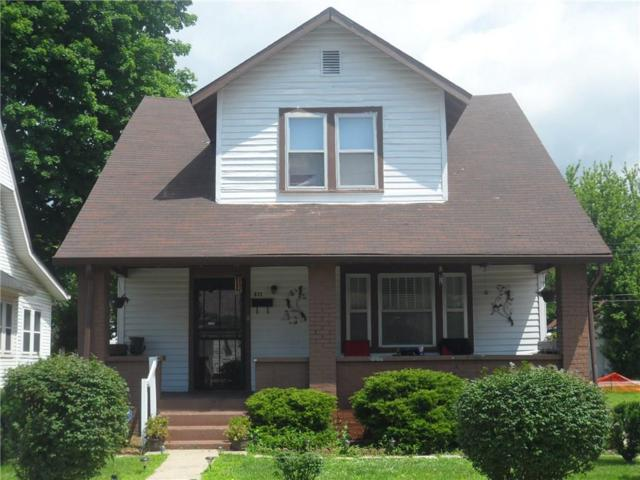 632 W 29th Street, Indianapolis, IN 46208 (MLS #21578983) :: AR/haus Group Realty