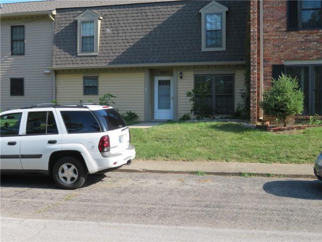 8507 Westport Lane, Indianapolis, IN 46234 (MLS #21579100) :: The Evelo Team